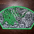 Worm - Patch - Worm Gloomlord Patch (green border)