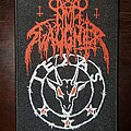 Nunslaughter - Patch - Nunslaughter Destroying Texas Patch