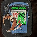 Overkill - Patch - 1990 patch