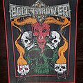 Bolt Thrower - Patch - Bolt Thrower Backpatch