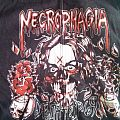Necrophagia - Deathtrip 69 Hooded Top