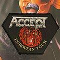 Accept - Patch - Accept - European Tour