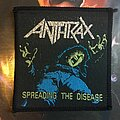 Anthrax - Patch - Anthrax - Spreading the disease from the 80's...