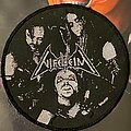 Nifelheim - Patch - Nifelheim - Servants of Darkness Round Official