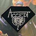 Accept - Patch - Accept Diamond 80's