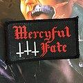 Mercyful Fate - Patch - Mercyful Fate OG Crosses