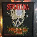 Sepultura - Patch - Sepultura - Death From the Jungle
