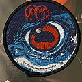 Obituary - Patch - Obituary - Cause of Death - 1991 Blue Grape Merch.