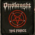 Onslaught - Patch - Onslaught - The Force Woven 80/90's