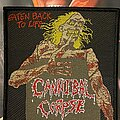 Cannibal Corpse - Patch - Cannibal Corpses - Eaten back to life 1992 official
