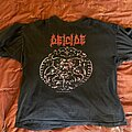 Deicide - TShirt or Longsleeve - 1990 Deicide Sacrificial Tour shirt