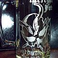 MERCYFUL FATE - glass beer mug Other Collectable
