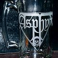 ASPHYX Glass Beer Mug Other Collectable