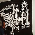 Other Collectable - DEATH - Wall size Huge Cloth Banner