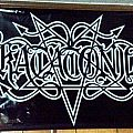 Other Collectable - Katatonia Flag Banner old logo