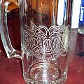 Other Collectable - KATATONIA pentagram Glass Beer Mug