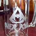 Other Collectable - OVERKILL glass Beer Mug