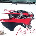 Other Collectable - MERCYFUL FATE Melissa - on truck hood