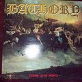 Other Collectable - BATHORY Blood Fire Death VINYL LP [Original Pressing] gatefold