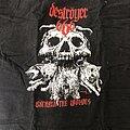 Deströyer 666 - TShirt or Longsleeve - Destroyer tour shirt