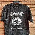 """Entombed - TShirt or Longsleeve - Entombed """"Stranger aeons"""" t-shirt, size L"""