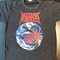 """Nuclear Assault - TShirt or Longsleeve - NUCLEAR ASSAULT """"Handle With Care"""" Euro Tour 1989"""