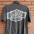 "Metal Church - TShirt or Longsleeve - Metal Church ""Logo / Crew"" t-shirt"