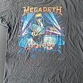 "Megadeth - TShirt or Longsleeve - Megadeth ""Rust in peace"" t-shirt, size XL"