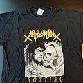 "Sarcofago - TShirt or Longsleeve - Sarcofago ""Rotting"" t-shirt, size XL"