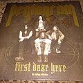Pentagram - Tape / Vinyl / CD / Recording etc - Pentagram First Daze Here LP signed by Bobby LIebling