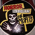 Misfits - Other Collectable - Misfits drum head painted by Joey Image