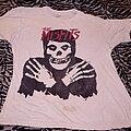 Misfits - TShirt or Longsleeve - Misfits 1980's  Horror Business fiend t-shirt