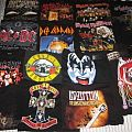 Band Tshirt Collection