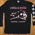 Merauder - TShirt or Longsleeve - WTB Merauder Master Killer Longsleeve and Other Merauder Merch