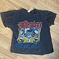 Dio - TShirt or Longsleeve - Dio 1986 European Tour Shirt