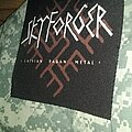 Skyforger - Battle Jacket - Skyforger backpatch camouflage jacket