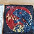 Rage - Patch - Rage: Extended Power Patch, Aufnäher 1991, used