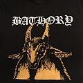 Bathory yellow goat shirt (boot of the Euronymous Boot)