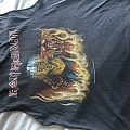 Iron Maiden vintage shirt