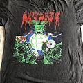 Autopsy Severed Survival original shirt
