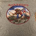 Iron Maiden Tour Shirt 1983