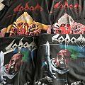SODOM vintage shirts