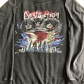 Destruction Eternal Devastation sweater 1986 TShirt or Longsleeve