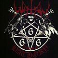WATAIN Bathory tribute shirt.