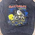 Iron Maiden - TShirt or Longsleeve - IRON MAIDEN live After Death sweater.