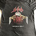 Sodom - TShirt or Longsleeve - Sodom Obsessed by Cruelty US vintage shirt 87