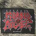 Morbid Angel - Patch - Morbid Angel logo patch (2017)