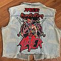 Slayer - Battle Jacket - Show No Mercy WIP
