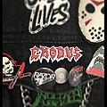 Exodus - Pin / Badge - Exodus enamel pin