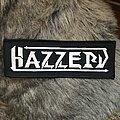 Hazzerd - Patch - Hazzerd logo patch